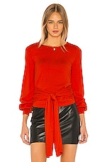 House of Harlow 1960 x REVOLVE Amora Sweater in Red