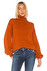 House of Harlow 1960 x REVOLVE Alistair Sweater in Rust
