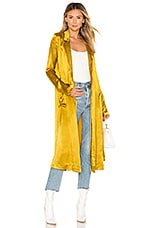House of Harlow 1960 x REVOLVE Bentley Boudoir Jacket in Gold