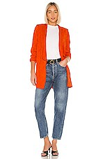 House of Harlow 1960 X REVOLVE Chloe Boyfriend Jacket in Orange