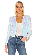 House of Harlow 1960 x REVOLVE Phyllis Jacket in White