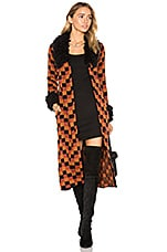 House of Harlow 1960 x REVOLVE Joan Coat in Vintage Check