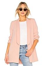House of Harlow 1960 x REVOLVE Chloe Boyfriend Jacket in Light Pink