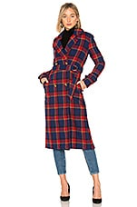 House of Harlow 1960 x REVOLVE Howard Jacket in Plaid Multi