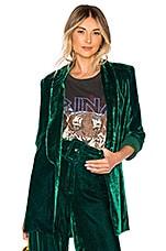 House of Harlow 1960 x REVOLVE Chloe Boyfriend Jacket in Emerald