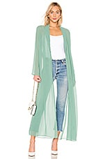 House of Harlow 1960 X REVOLVE Ruby Jacket in Sage