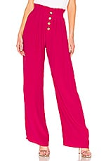 House of Harlow 1960 X REVOLVE Danira Pant in Fuchsia