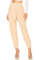 House of Harlow 1960 x REVOLVE Tamar Pant in Almond