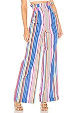 House of Harlow 1960 x REVOLVE Yvonne Pant in Multi Stripe
