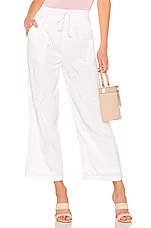 House of Harlow 1960 x REVOLVE Ole Pant in Ivory