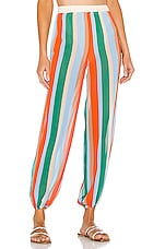 House of Harlow 1960 x REVOLVE Manaus Pant in Miami Stripe