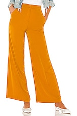 House of Harlow 1960 X REVOLVE Mona Pant in Rich Orange
