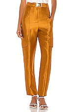 House of Harlow 1960 X REVOLVE Elina Pant in Gold