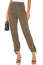House of Harlow 1960 X REVOLVE Marcena Pants in Hunter Green