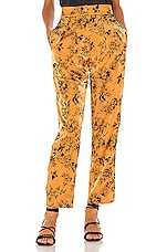 House of Harlow 1960 X REVOLVE Jaya Pant in Copper Floral