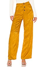 House of Harlow 1960 x REVOLVE Etta Pant in Mustard