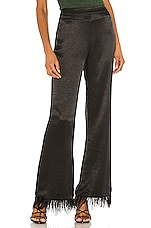 House of Harlow 1960 x REVOLVE Viviana Pant in Noir