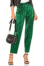 House of Harlow 1960 Kate Pant in Emerald