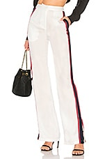 House of Harlow House of Harlow 1960 x REVOLVE Slim Leg Pant in Ivory Combo