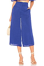 House of Harlow 1960 x REVOLVE Gwen Culotte in Cobalt