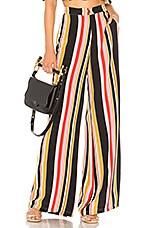 House of Harlow 1960 x REVOLVE Mona Pant in Red Multi Stripe