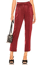 House of Harlow 1960 x REVOLVE Vincent Pant in Raspberry Red