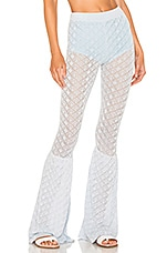 House of Harlow 1960 X REVOLVE Jeane Pant in Dusty Blue