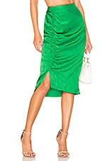 House of Harlow 1960 x REVOLVE Roos Skirt in Kelly Green