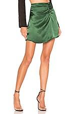 House of Harlow 1960 X REVOLVE Aldrid Skirt in Emerald Green