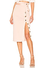 House of Harlow 1960 x REVOLVE Bas Midi Skirt in Blush