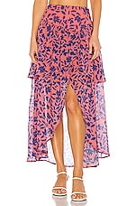 House of Harlow 1960 X REVOLVE Onel Skirt in Pink Floral