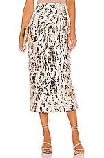 House of Harlow 1960 x REVOLVE Evans Skirt in Ivory