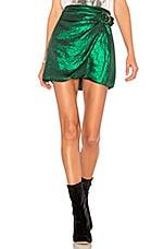 House of Harlow 1960 x REVOLVE Bobbi Skirt in Emerald