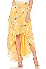 House of Harlow 1960 x REVOLVE Robin Skirt in Honey