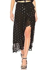 House of Harlow 1960 x REVOLVE Clementine Skirt in Noir