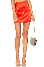 House of Harlow 1960 x REVOLVE Chloe Skirt in Racing Red