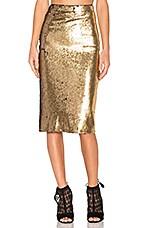 House of Harlow 1960 x REVOLVE Kiki Skirt in Gold