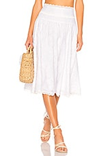 House of Harlow 1960 x REVOLVE Eleonora Skirt in Ivory