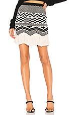 House of Harlow 1960 x REVOLVE Ash Skirt in Bone