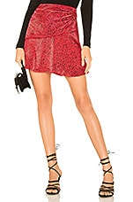 House of Harlow 1960 x REVOLVE Sheila Skirt in Pink Swirl