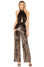 House of Harlow 1960 x REVOLVE Karen Jumpsuit in Bronze