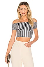 House of Harlow 1960 x REVOLVE Lola Crop in Saylor Blue