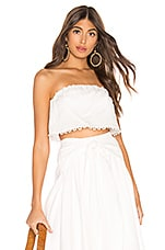 House of Harlow 1960 x REVOLVE Camille Top in White