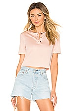 House of Harlow 1960 x REVOLVE Demi Tee in Blush