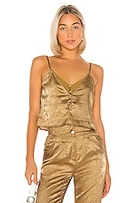 House of Harlow 1960 x REVOLVE Kenza Tank in Bronze
