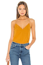 House of Harlow 1960 X REVOLVE Shaw Cami in Rich Orange