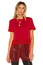 House of Harlow 1960 x REVOLVE Pamela Tee in Red