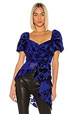 House of Harlow 1960 x REVOLVE Freja Top in Sapphire Blue
