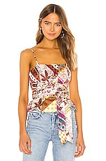 House of Harlow 1960 x REVOLVE Loula Top in Patchwork Multi