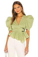 House of Harlow 1960 x REVOLVE Jurie Top in Pistachio